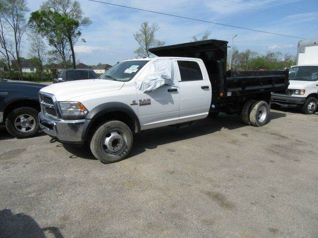 2015 Dodge 4500 Slt - Bowling Green KY