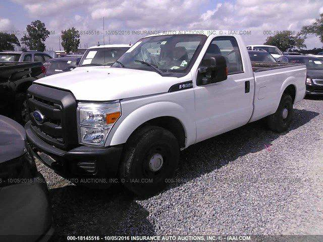 2014 Ford F-350 Super Duty 4x2 XL 2dr Regular Cab 8 ft. LB SRW Pickup - Bowling Green KY