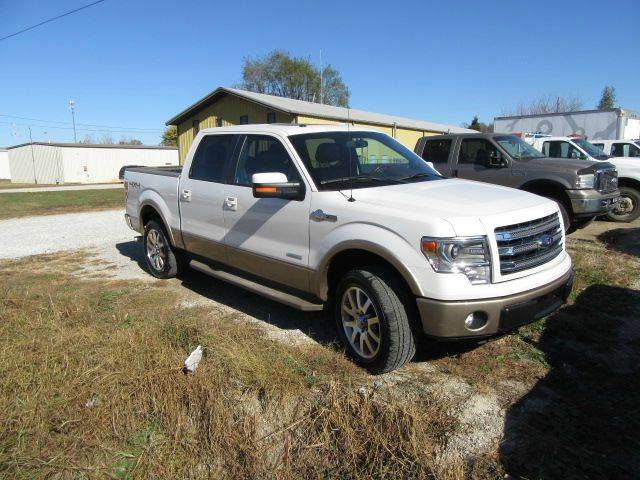 2014 ford f 150 4x4 king ranch 4dr supercrew styleside 5 5 ft sb in bowling green ky larry. Black Bedroom Furniture Sets. Home Design Ideas