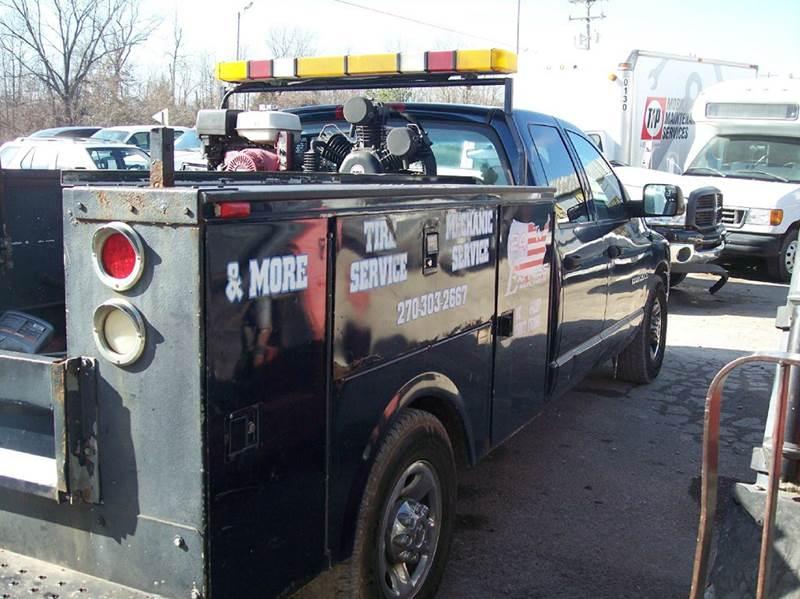 2005 Dodge Ram Pickup 2500 4dr Quad Cab Laramie Rwd SB - Bowling Green KY