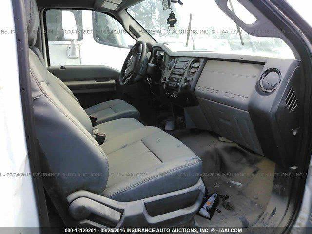 2016 Ford F-550 XL - Bowling Green KY