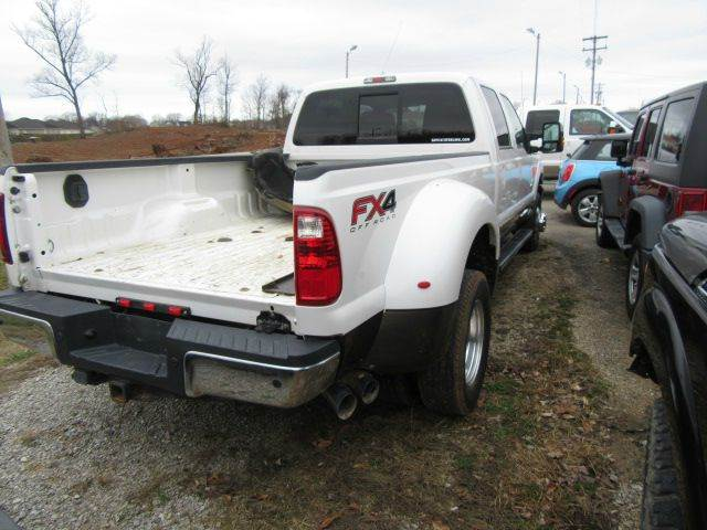 2015 Ford F-350 Super Duty 4x4 Lariat 4dr Crew Cab 8 ft. LB DRW Pickup - Bowling Green KY