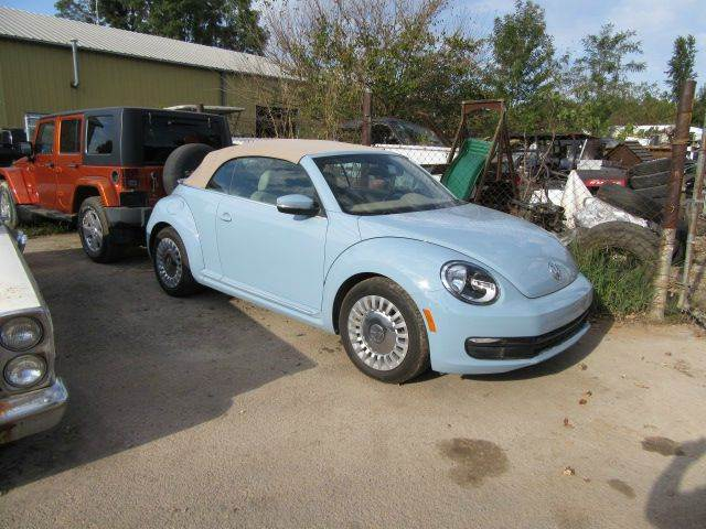 2015 Volkswagen Beetle 1.8T 2dr Convertible w/Sound and Navigation - Bowling Green KY