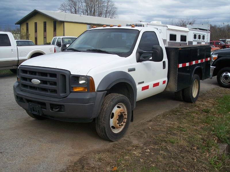 2005 ford f 450 super duty xl in bowling green ky larry. Black Bedroom Furniture Sets. Home Design Ideas