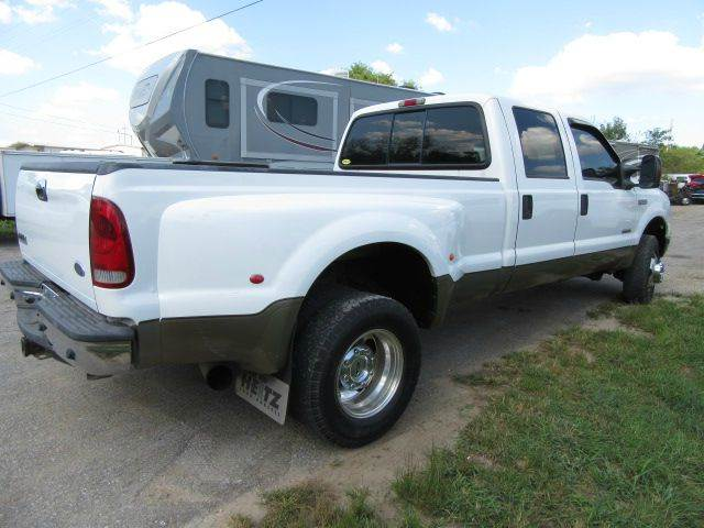 2006 Ford F-350 Super Duty Lariat 4dr Crew Cab 4WD LB DRW - Bowling Green KY