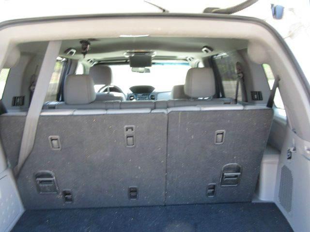 2012 Honda Pilot Touring 4dr SUV - Bowling Green KY