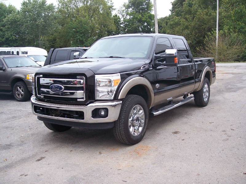 2013 ford f250 super duty 4x4 king ranch 4dr crew cab 68