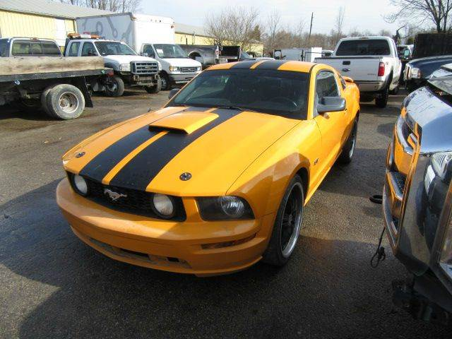 2008 Ford Mustang GT Premium 2dr Coupe - Bowling Green KY