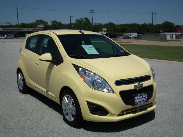 2013 Chevrolet Spark Ls Auto In Houston Tx: 2013 Chevrolet Spark LS Manual 4dr Hatchback In Killeen TX