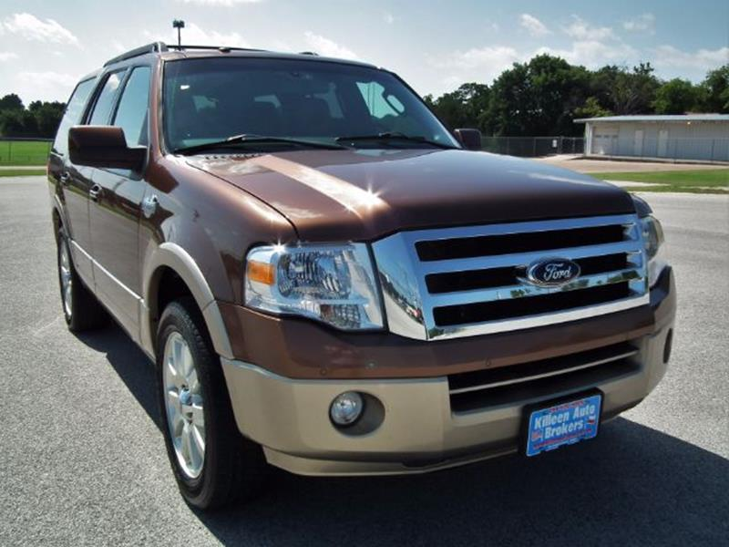 2012 Ford Expedition For Sale In Killeen Tx Carsforsale Com