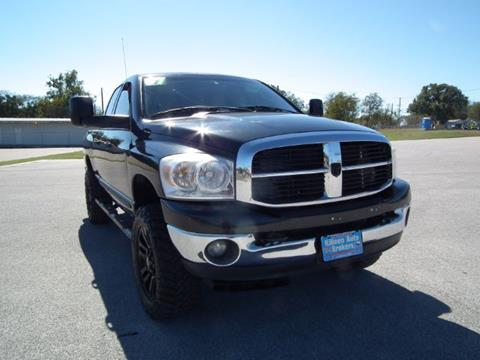 2007 Dodge Ram Pickup 2500 For Sale In Texas Carsforsale Com