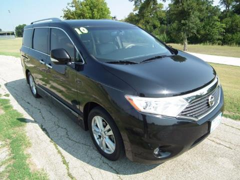 2011 Nissan Quest for sale in Killeen, TX