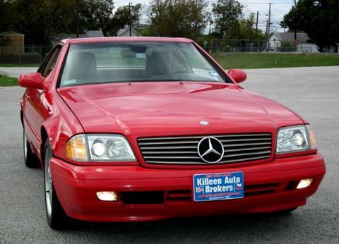 2000 Mercedes-Benz SL-Class for sale in Killeen, TX