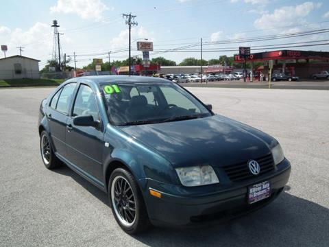 2001 Volkswagen Jetta for sale in Killeen, TX