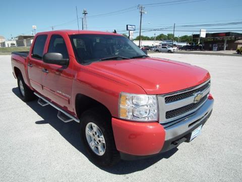 Used Chevrolet Trucks For Sale In Killeen Tx