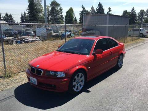 2002 BMW 3 Series for sale in Puyallup, WA
