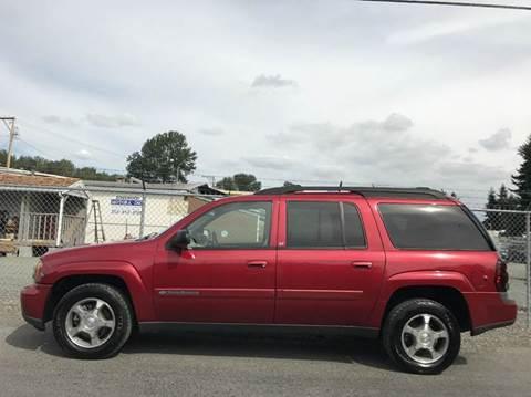 2004 Chevrolet TrailBlazer EXT for sale in Puyallup, WA