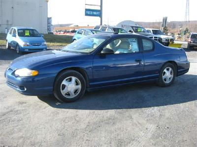 Monte Carlo ss For Sale in pa 2003 Chevrolet Monte Carlo ss