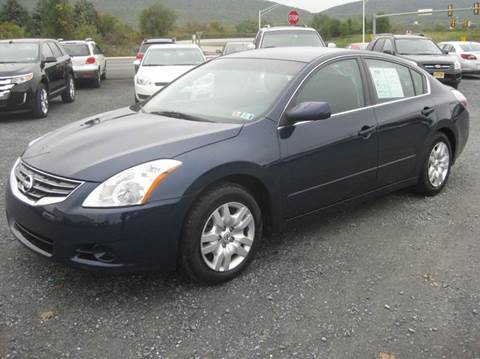 2010 Nissan Altima for sale in Wind Gap, PA