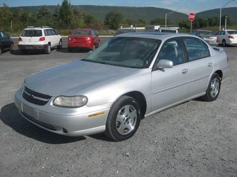 2003 Chevrolet Malibu for sale in Wind Gap PA