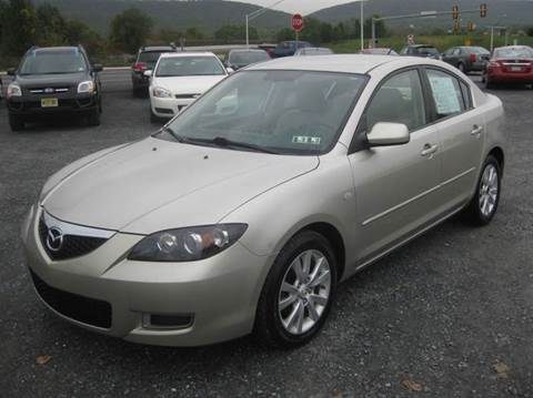 2008 Mazda MAZDA3 for sale in Wind Gap PA