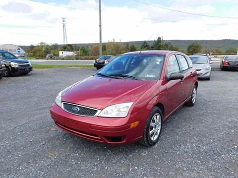 2005 Ford Focus for sale in Wind Gap PA