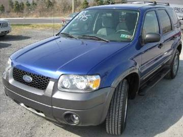 2005 Ford Escape for sale in Wind Gap, PA