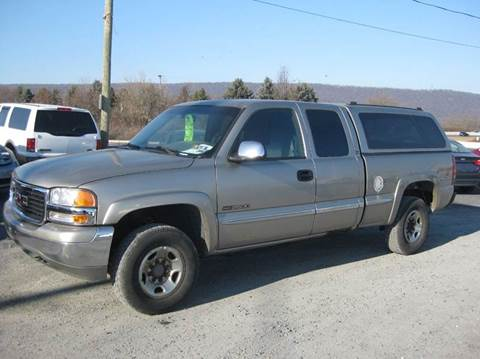 2000 GMC Sierra 2500 for sale in Wind Gap, PA