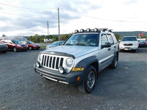 2005 Jeep Liberty for sale in Wind Gap PA