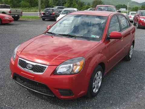 2010 Kia Rio for sale in Wind Gap, PA