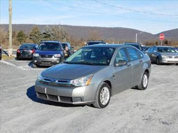 2008 Ford Focus for sale in Wind Gap, PA
