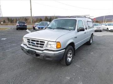 2002 Ford Ranger for sale in Wind Gap, PA