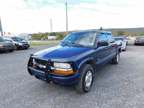 2004 Chevrolet S-10 for sale in Wind Gap, PA