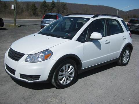 2013 Suzuki SX4 Crossover for sale in Wind Gap, PA