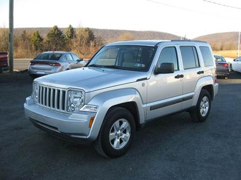 2011 Jeep Liberty for sale in Wind Gap, PA