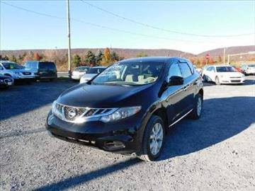 2012 Nissan Murano for sale in Wind Gap, PA