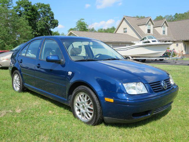 Volkswagen Jetta 2001 Wolfsburg Edition