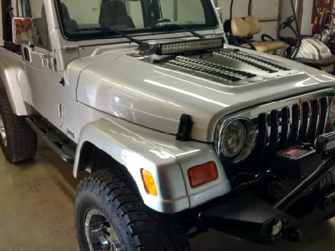 2005 Jeep Wrangler for sale in Mc Cordsville, IN