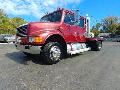 1996 International 4700 for sale in Mc Cordsville, IN