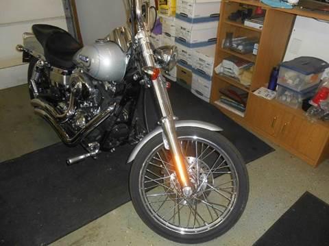 2006 Harley-Davidson Dyna for sale in Mc Cordsville, IN