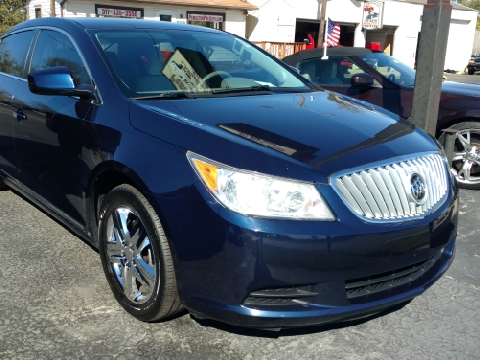 2010 Buick LaCrosse for sale in Mc Cordsville, IN
