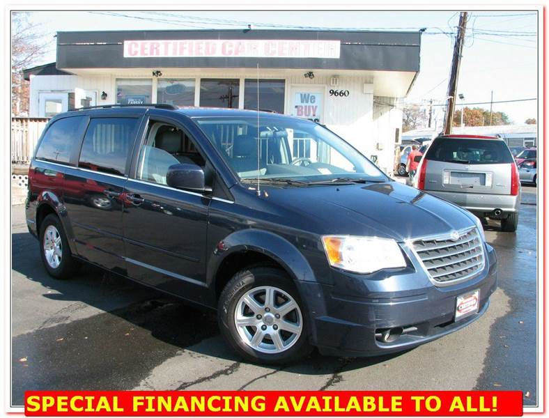 2008 chrysler town and country for sale. Black Bedroom Furniture Sets. Home Design Ideas