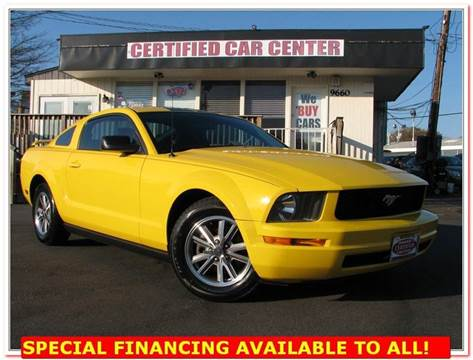 ford mustang for sale fairfax va. Black Bedroom Furniture Sets. Home Design Ideas
