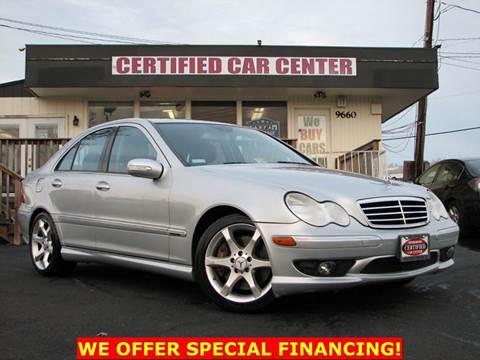Mercedes benz for sale fairfax va for Mercedes benz northern va