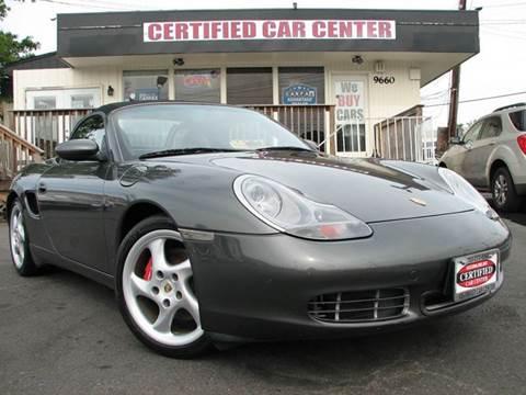 2001 Porsche Boxster for sale in Fairfax, VA