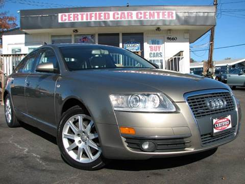 2005 Audi A6 for sale in Fairfax, VA