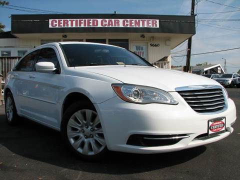 2011 Chrysler 200 for sale in Fairfax, VA