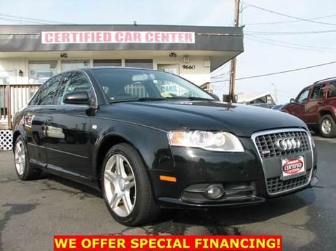 2008 Audi A4 for sale in Fairfax, VA
