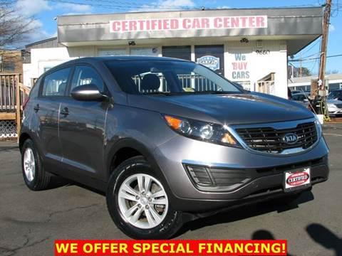 2011 Kia Sportage for sale in Fairfax, VA