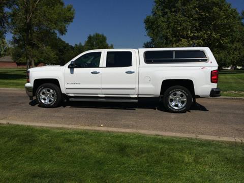 2014 Chevrolet Silverado 1500 for sale in Alma, NE